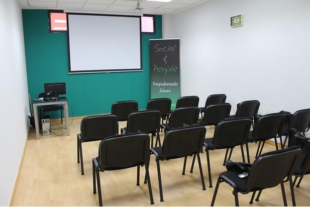 Sala de Reuniones Aula de Formación