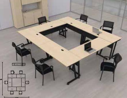 Configuración de salas de reuniones