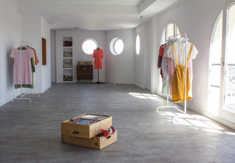 Espacio para Showroom y Pop-Up Stores