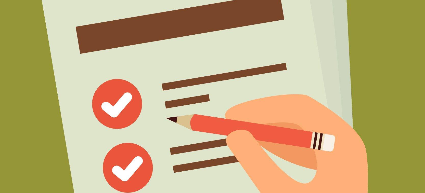 checklist organización eventos