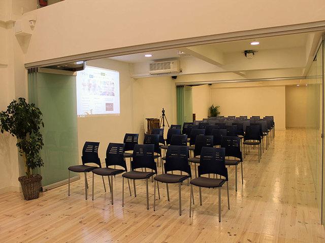 Presentaciones y Conferencia sector salud/farmacia