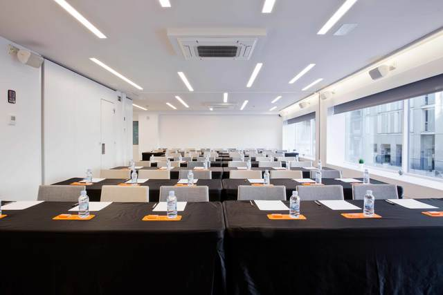 Sala Conferencias Hotel Madrid