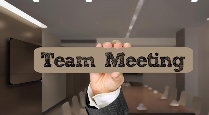 tipos de reuniones