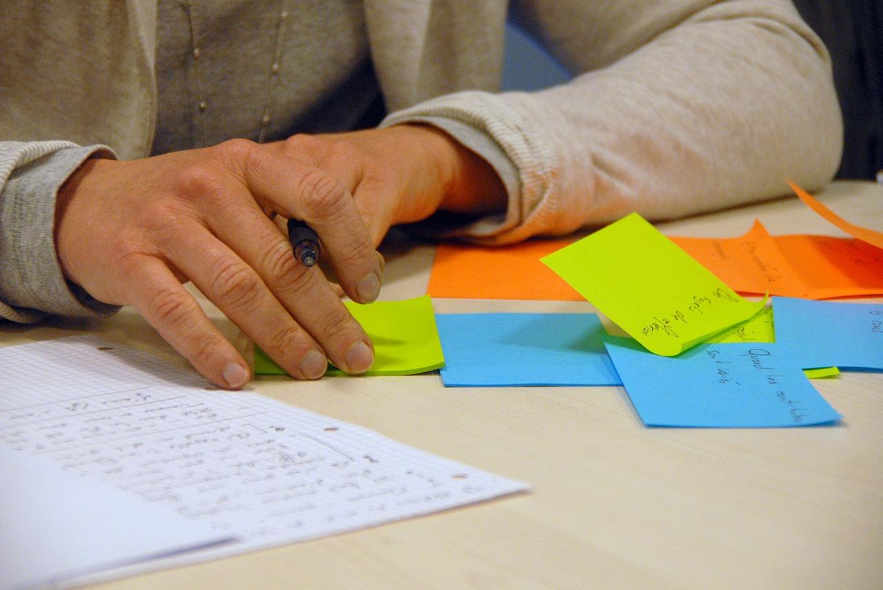 Reunión de brainstorming